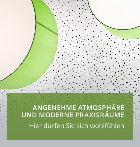 Angenehme Atmosphäre